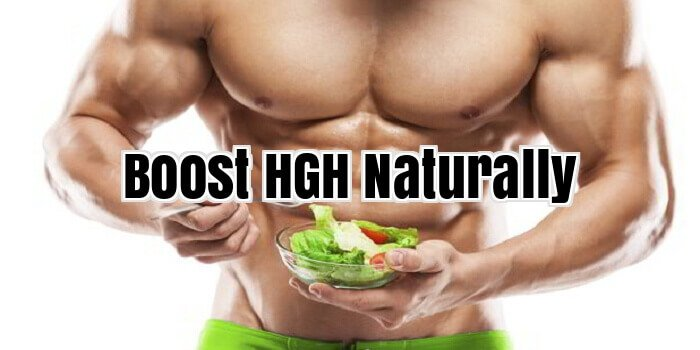 Boost HGH Naturally